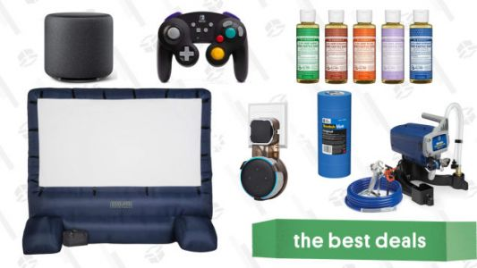 Saturday's Best Deals: Wayfair Home Renovation Sale, Casper Pillows, Echo Dot Wall Mount, and More