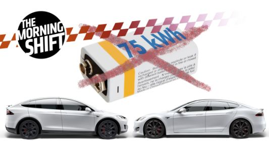 Tesla Model S and Model Xare LosingTheirBase75 kWh Battery Pack