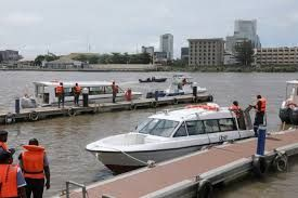 Boat service launched by Uber in Nigeria's megacity Lagos