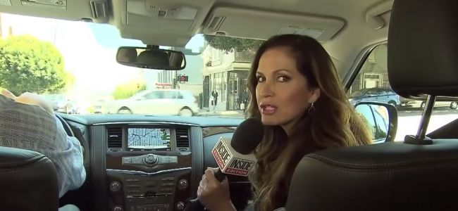 """'Inside Edition' robbed while covering a story about """"smash and grab"""" thefts in San Francisco"""