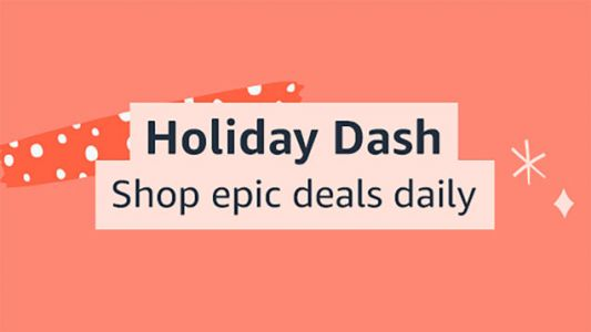 Get an Early Start on Your Black Friday Shopping in Amazon's Holiday Dash Sale