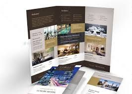 Hospitality industry including hotels shouldn't ignore printed brochures