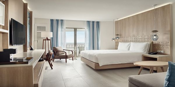 JW Marriott Cancun Resort & Spa Unveils Reimagined Guestrooms Infused with Modern Design Elements