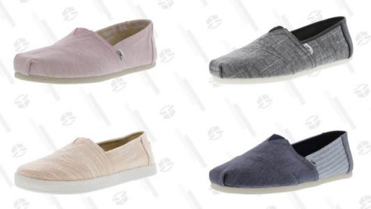 Slip on Some New TOMS From Daily Steals For $31