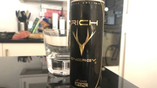 The Mysterious Energy Drink Sponsoring America's F1 Team Tastes Like Ass