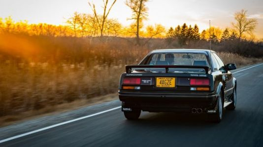 Your Ridiculously Awesome Toyota MR2 Wallpaper is Here