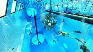 World's deepest swimming pool to open in Poland