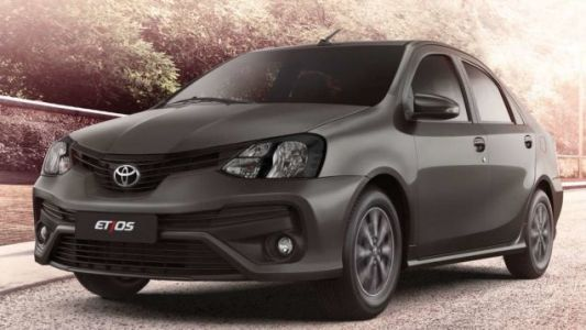 There's A Latin American Market Toyota That's Even Smaller Than The Yaris
