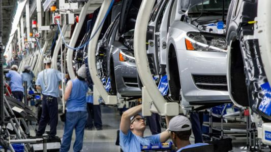 Volkswagen Workers In Tennessee Reject UAW Yet Again