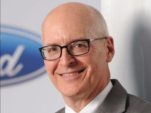 Ford is reviewing a succession plan for its CFO, but he isn't leaving just yet