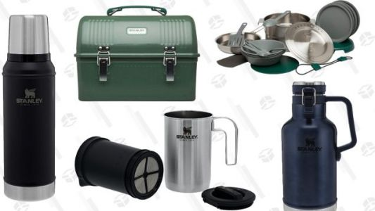 Carry Your Coffee and Lunch In Style With This One-Day Stanley Sale