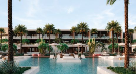 Nobu Hotel Los Cabos Just Opened - And It's Gorgeous