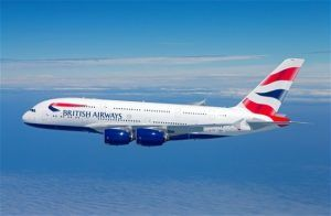 British Airways added three direct flights between Italy and U.S