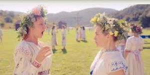 Midsommer - film highlighting Swedish tourism