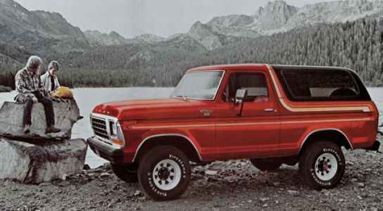 It's a real shame no one is talking about Ford Broncos now