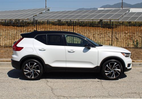 The 2019 Volvo XC40 hits a sweet spot in the compact luxury SUV segment - and it's bringing a new generation of customers to the Swedish brand