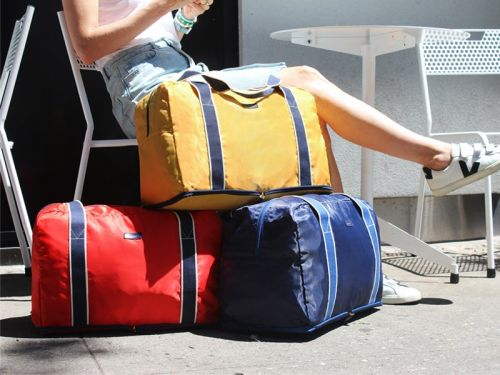 14 packable duffels and backpacks you can fold down to fit almost anywhere