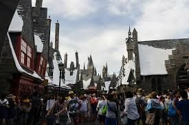 York has visitors from China, Argentina and Japan for Harry Potter experience