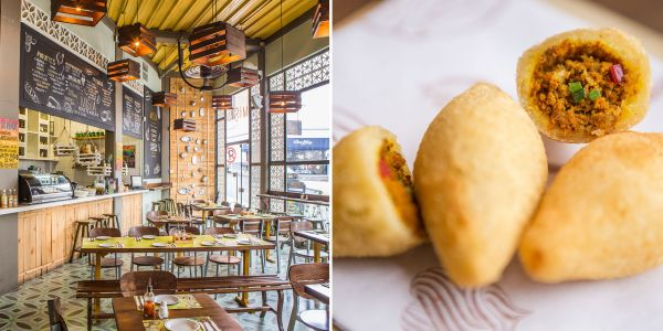Eat Your Way through Bogotá, South America's New Food City