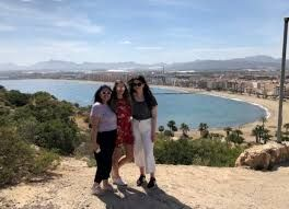 Czech package tourists arrive in Murcia for summer