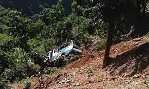 Bus plunges downhill n Nepal, 11 killed and 108 injured