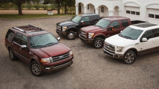 The 2020 Ford Expedition King Ranch Will Reportedly Cost Lincoln Navigator Money