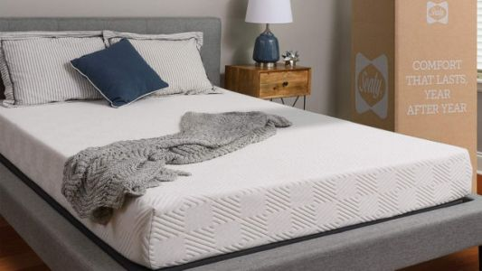 Don't Sleep on This One-Day Sealy Memory Foam Mattress Sale