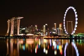 In annual tourism numbers, Singapore experiences record height!