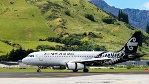 Air New Zealand plane grounded for two hours with a dead body onboard