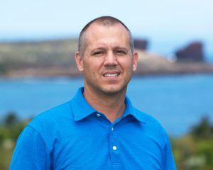 Four Seasons Resort Lanai Director of Golf Scott Ashworth Named 2018 Golf Professional of the Year