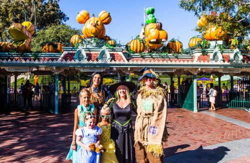 Guide to the Best Time Ever at the Disneyland Halloween Party!
