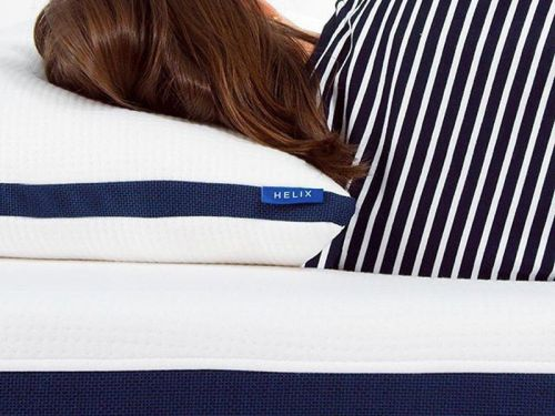 This $115 pillow is the only one I've slept on that's literally cool to the touch - and that stays cool all night