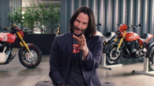 Here's What Keanu Reeves Is Up to With All Those Motorcycles