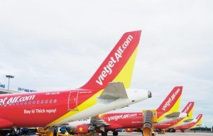 Vietjet signing agreement with Grab for road and air travel solutions