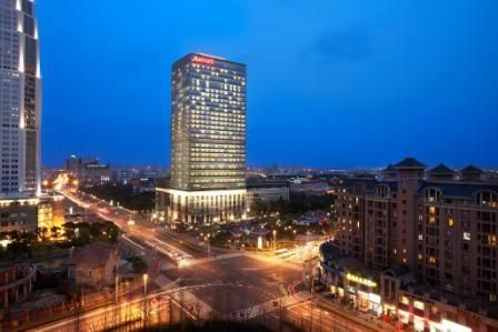 Shanghai Marriott Hotel Pudong South opens doors to guests