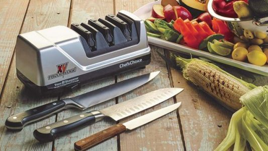 This One-Day Deal Can Make Your Knives Sharper and Safer