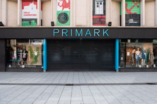 European apparel retailer Primark has no plans for a massive clearance sale as shops in the UK prepare to reopen