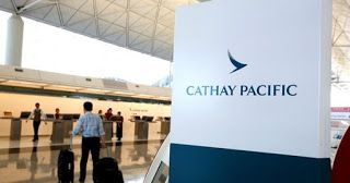 Cathay Pacific sees pressure on yields due to intense competition