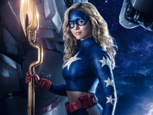 DC Universe's 'Stargirl' will also air on The CW, and the character will debut during the network's upcoming crossover event