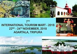 7th International Tourism Mart in Agartala