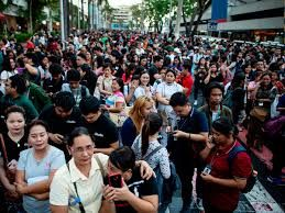 Powerful earthquake shook Central Philippines; killing 5