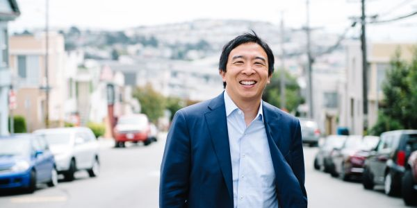 Andrew Yang is running for president in 2020. Here's everything we know about the candidate and how he stacks up against the competition