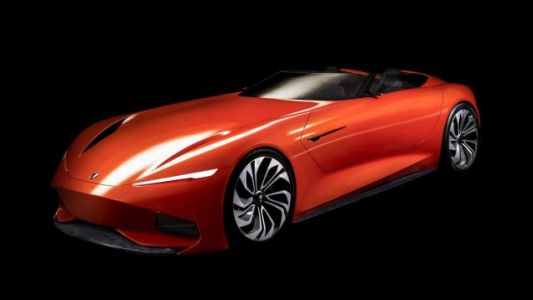 Karma Automotive's SC1 Vision Is Coming To Pebble Beach In All Its Technological Glory