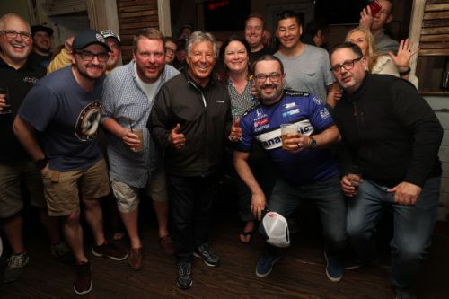 Thanks for Partying With Jalopnik, IndyCar and Mario Andretti on Saturday Night!