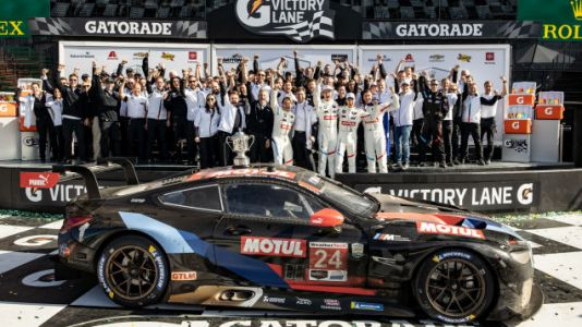 BMW Cuts Big M8 Racing Schedule To Just Four Races