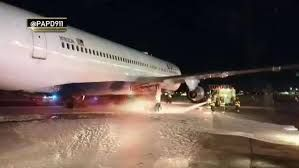Fire scare aborts Delta flight to Ghana