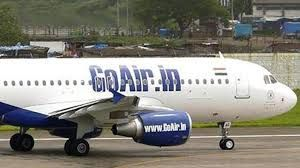 Bengaluru bound GoAir plane engine catches fire, no casualties