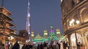Almost a million Indian tourists visited Dubai in first half of 2019