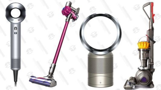 It's a Really Good Day to Buy Dyson Stuff