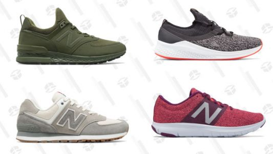 Score Up to 70% Off Shoes and Apparel From Joe's New Balance Outlet